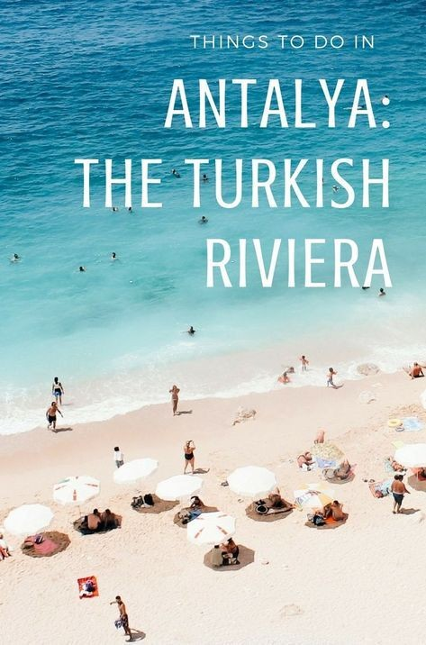 Antalya city Tours