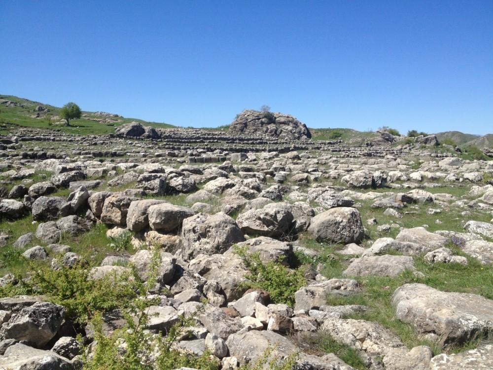 Ankara to Cappadocia via Gordion and Hattusas