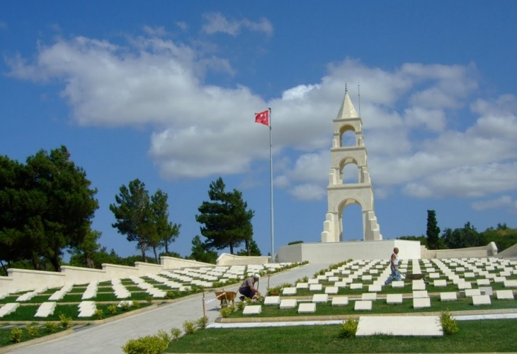 Full Day Gallipoli and Troy Tour from Canakkale