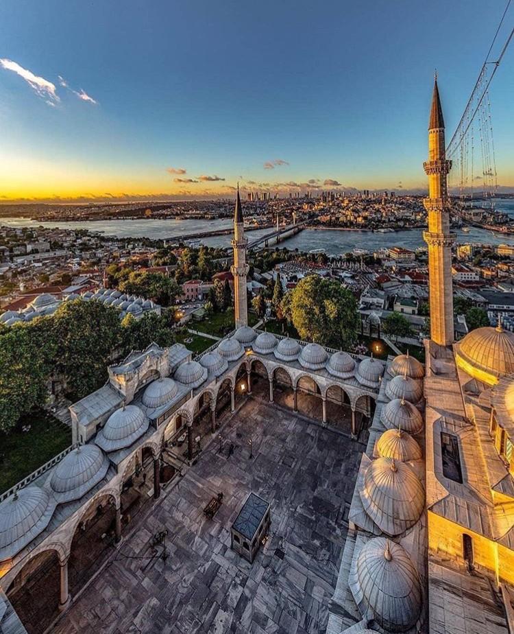 Istanbul & Ephesus & Pamukkale  4 Days 4 Nights Tour