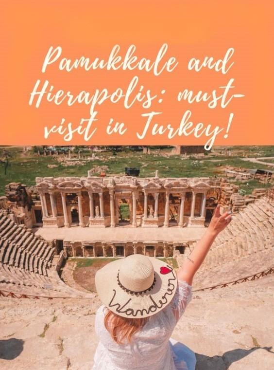 Pamukkale & Hierapolis Tour