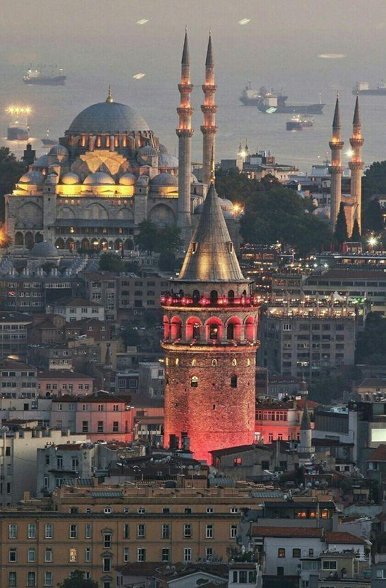 8 Days -Istanbul - Priene - Miletus - Didyma - Ephesus - Pamukkale - Cappadocia - By Plane & Bus